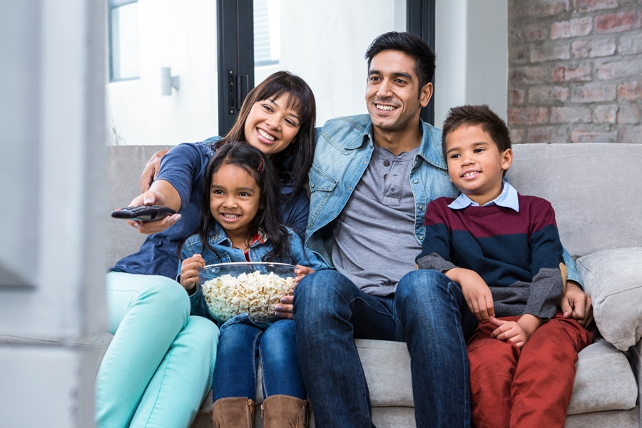Hub: Average Consumer Nearing Six Different Video Sources in the Home