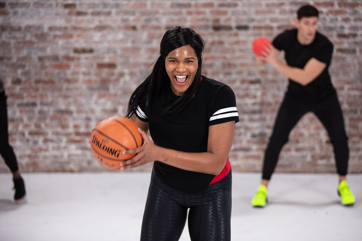 Fitness Video Pioneer Leslie Sansone's 'Walk at Home' Brand Launches Basketball-Inspired Walking Workout on YouTube