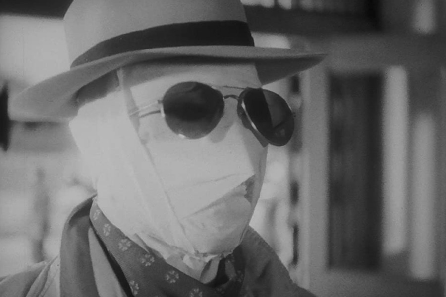 Poe-Based 'The Bloodhound,' Japanese 'Invisible Man' Classics Due on Blu-ray in March From MVD