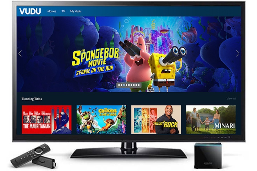 Vudu Coming to Amazon Fire TV Edition Smart TVs and Fire TV Streaming Devices