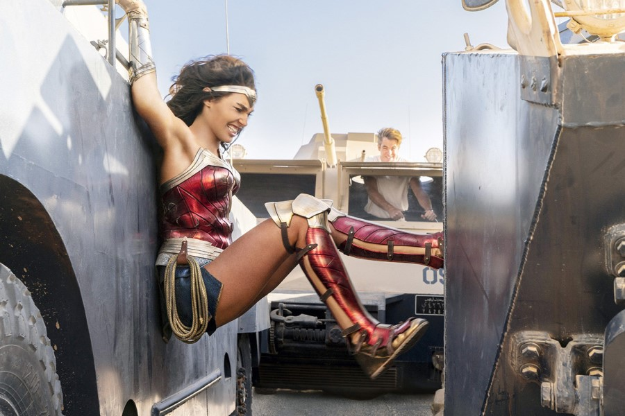 'Wonder Woman 1984' Takes Over Redbox Charts