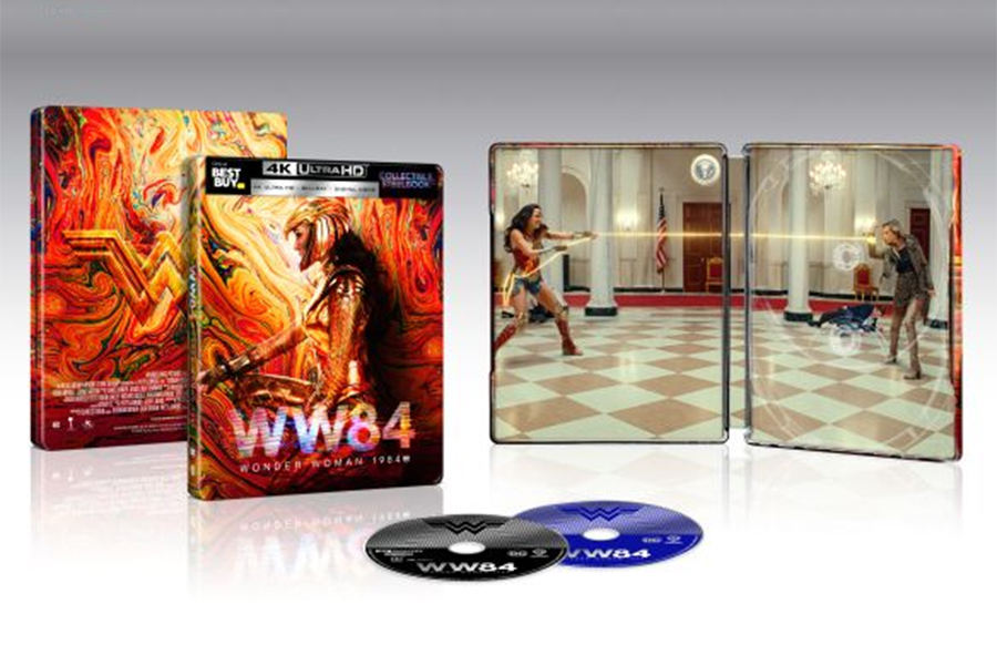 Merchandising: Plenty of Exclusives for 'Wonder Woman 1984'
