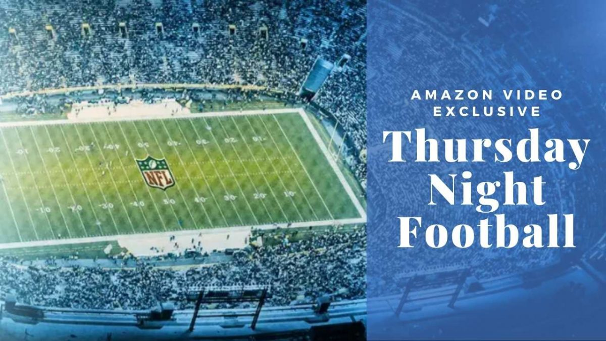 Amazon Eyeing Black Friday NFL Game