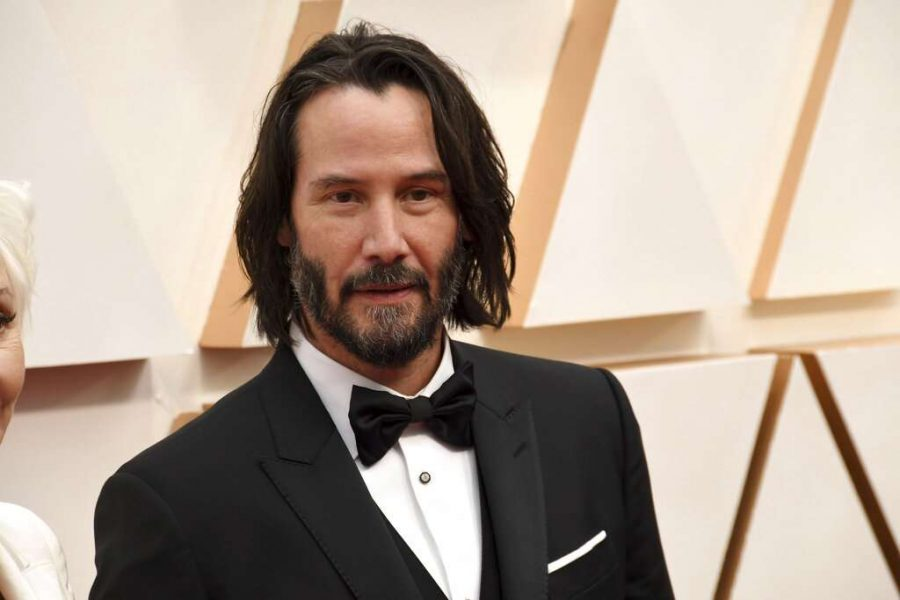 Netflix Developing Live-Action Movie, Anime Series Based on Keanu Reeves Comic Book