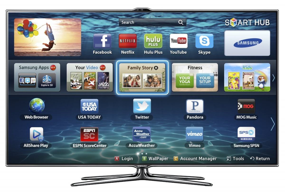 Report: Samsung Tizen Smart TVs Top Global Streaming Operating Systems