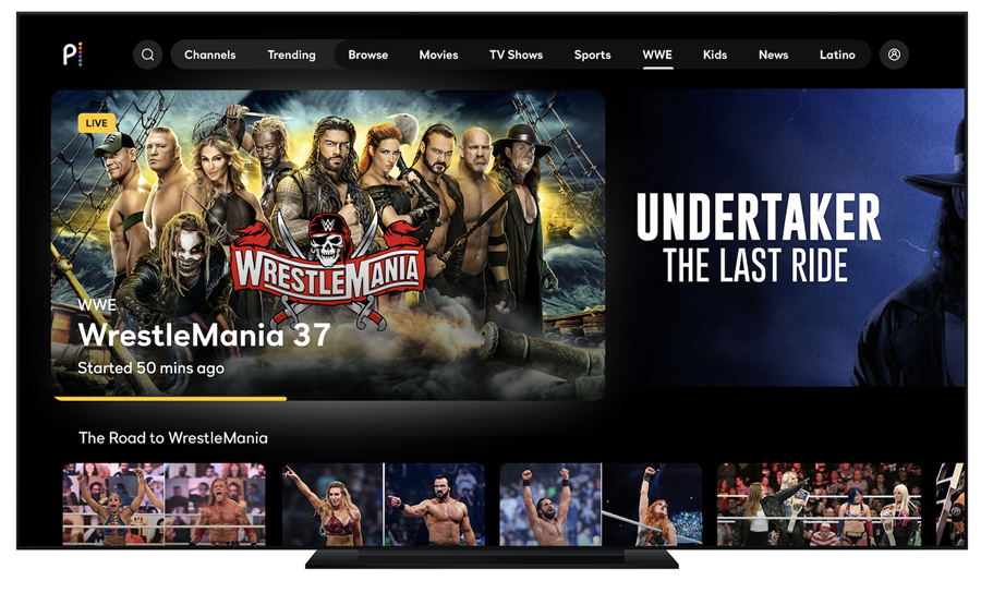 WWE Network to Launch on Peacock March 18