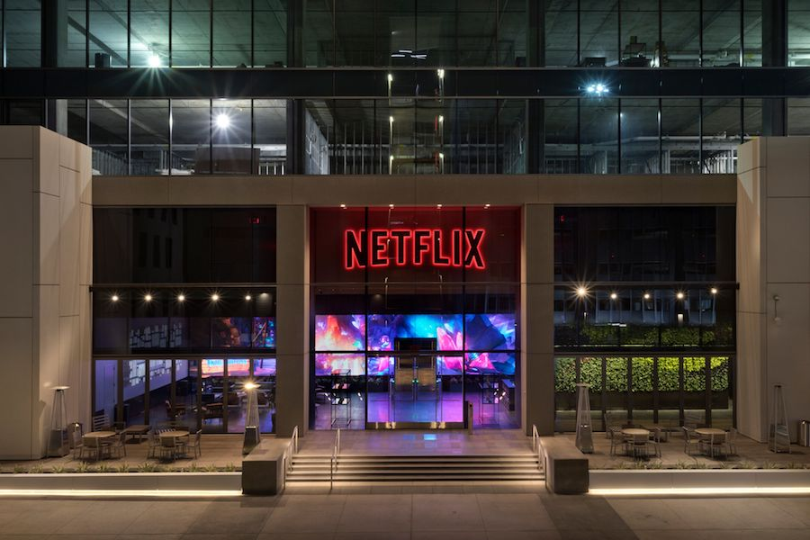 Netflix to Open Office in Sweden