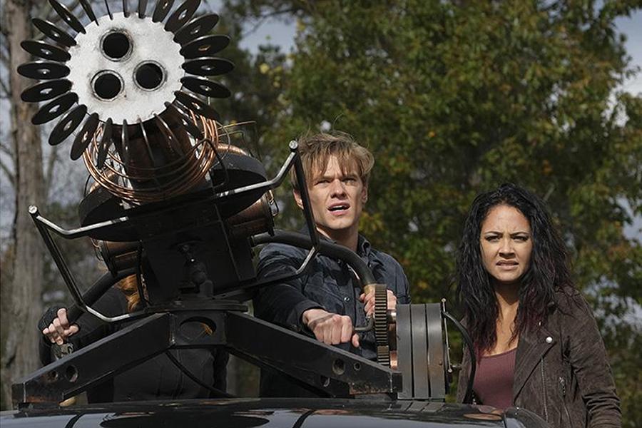 Season 4 of 'MacGyver' Reboot on DVD June 8
