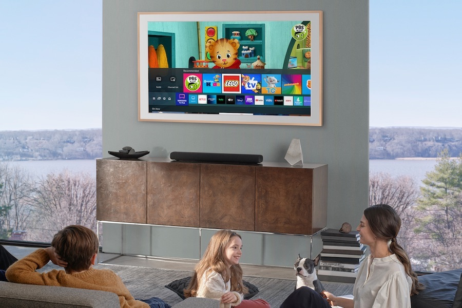 PBS Kids Channel Available on Samsung TV Plus