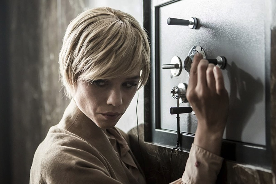 Heist Film 'The Vault' Coming to DVD June 1 From Paramount