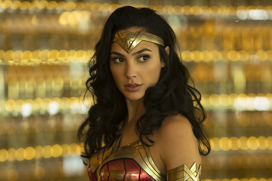 'Wonder Woman 1984' Topped Disc Sales for Month of April