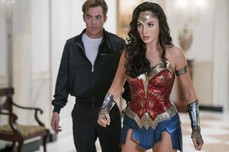 'Wonder Woman 1984' Again Lassos Top Spot on Watched at Home Chart