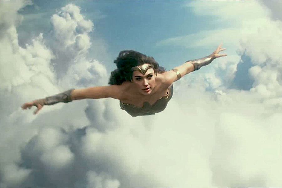 'Wonder Woman 1984' No. 1 on Redbox Charts for Third Week