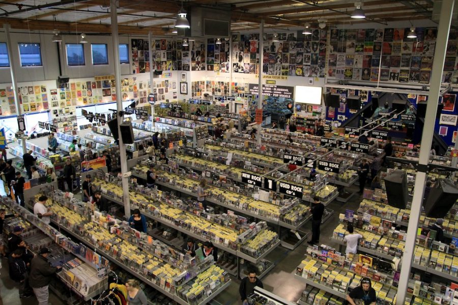 Amoeba Hollywood (Music) Reopens at New Location After Year Hiatus