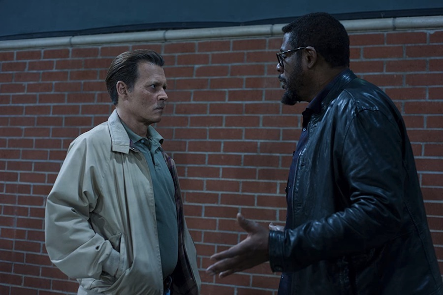 Crime Thriller 'City of Lies' Due on Blu-ray and DVD June 8 From Saban
