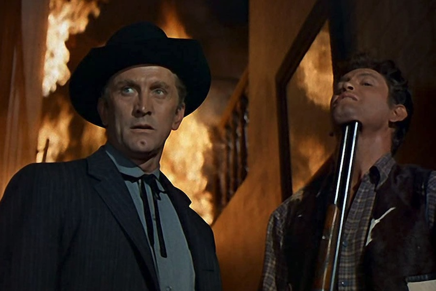 Kirk Douglas Western 'Last Train From Gun Hill' Joining Paramount Presents Blu-ray Line June 15