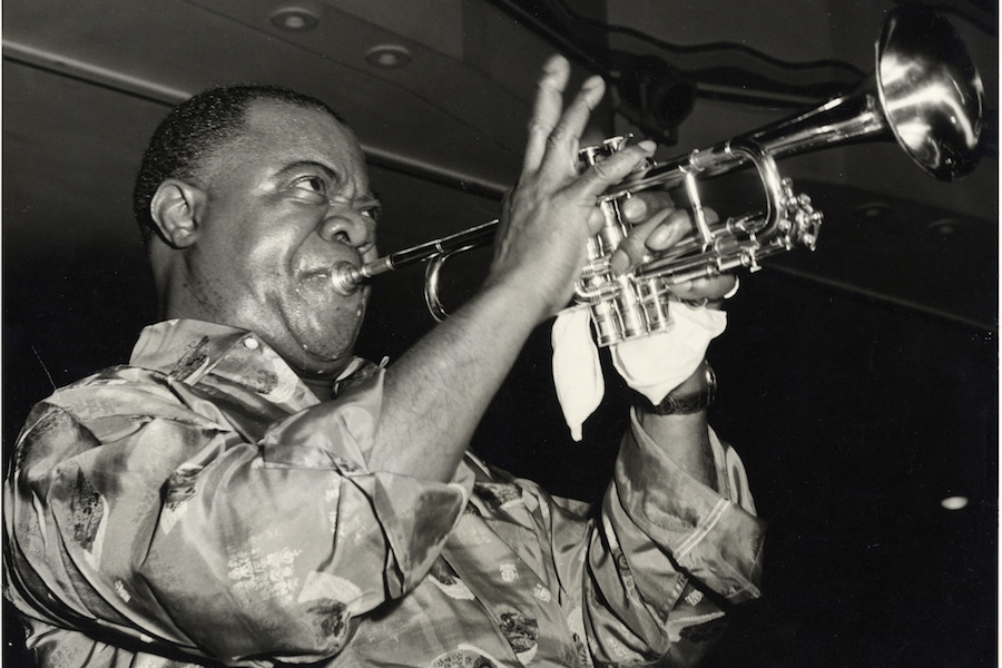 Apple Greenlights Louis Armstrong Doc