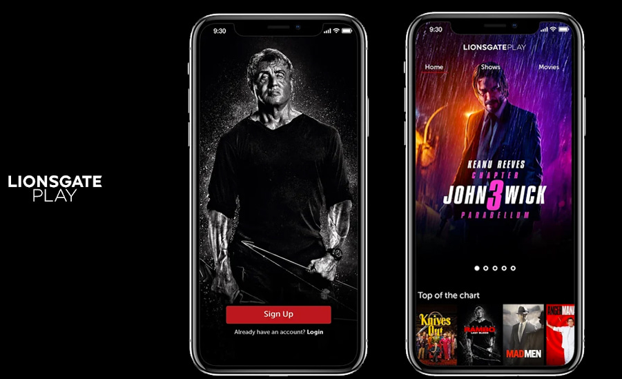 Starz Launches 'Lionsgate Play' SVOD in Indonesia