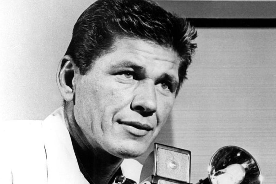 Vintage Charles Bronson TV Crime Series 'Man With a Camera' Headed to DVD, Digital