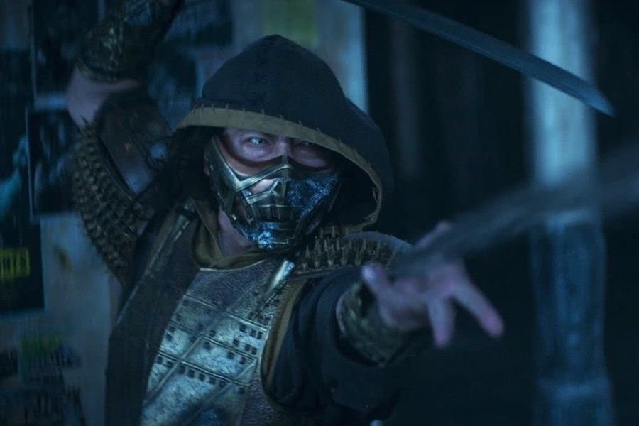 TV Time: Warner's 'Mortal Kombat' Most Anticipated Movie in April
