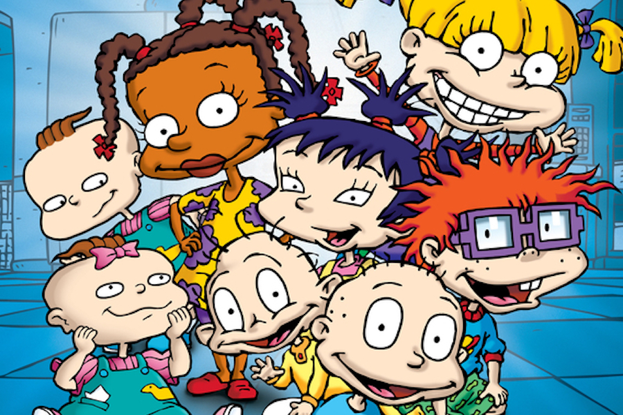 'Rugrats: The Complete Series' Due on DVD May 18
