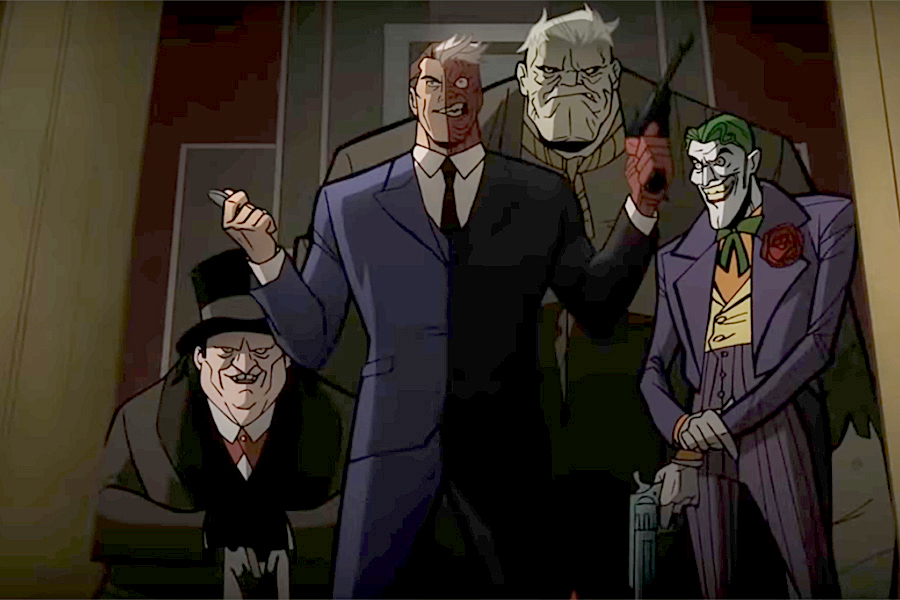 'Batman: The Long Halloween, Part Two' Set for Digital Release July 27, Blu-ray Aug. 10