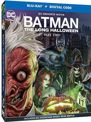 Batman: The Long Halloween —Part Two