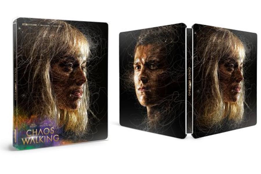 Merchandising: 'Chaos Walking' Among Latest Best Buy Steelbooks