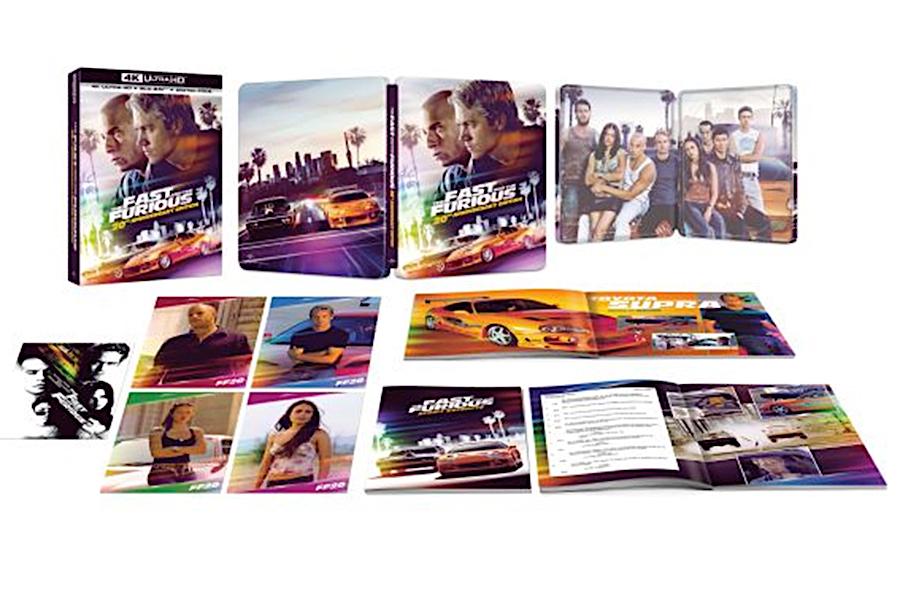 Merchandising: New 'Justice Society,' Steelbook Exclusives