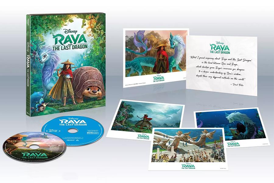 Merchandising: 'Raya' Exclusives Arrive at Target, Best Buy