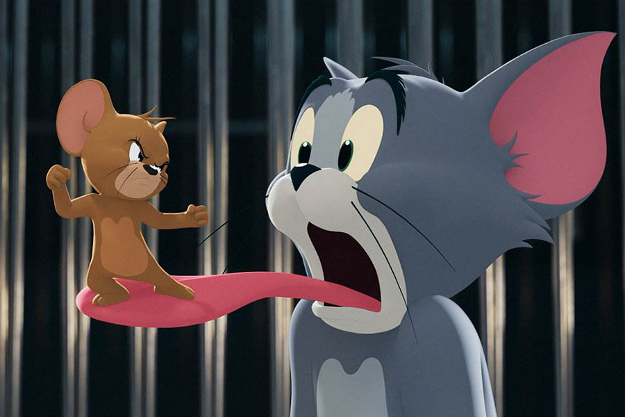 'Tom & Jerry' Debuts at No. 1 on Watched at Home Chart