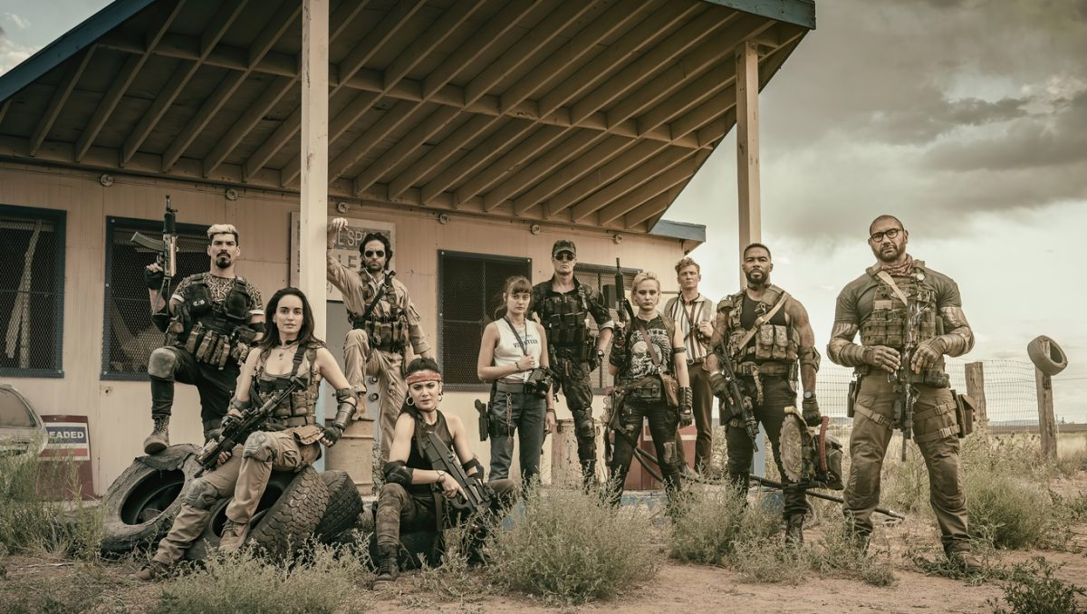 Netflix, Cinemark Partner for Zack Synder's 'Army of the Dead' Theatrical Distribution