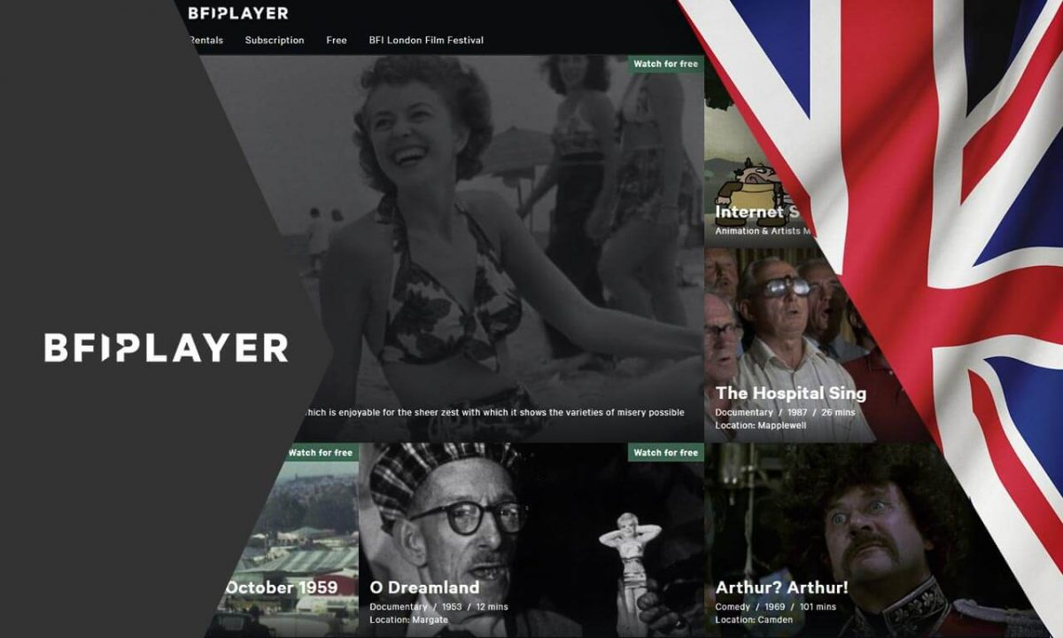 British-Themed 'BFI Player Classics' SVOD Service Launching in the U.S. May 14