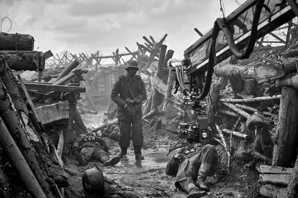 Netflix Filming German Adaptation of War Novel 'All Quiet on the Western Front'