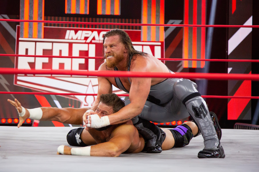 Samsung TV Plus Adds Impact Wrestling