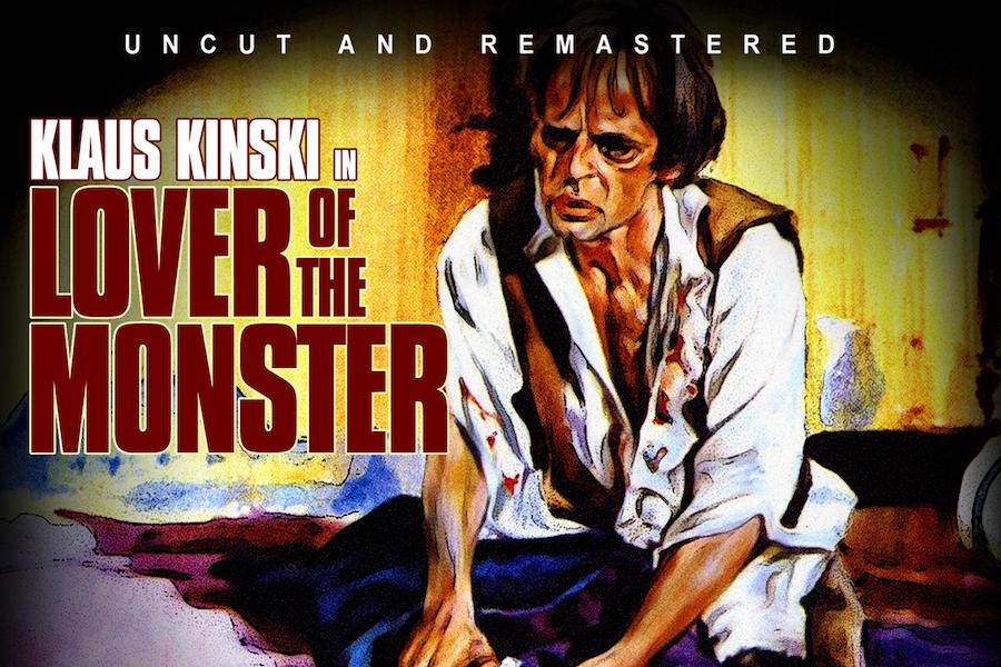 Klaus Kinski Italian Horror Flick 'Lover of the Monster' Due on Disc From MVD
