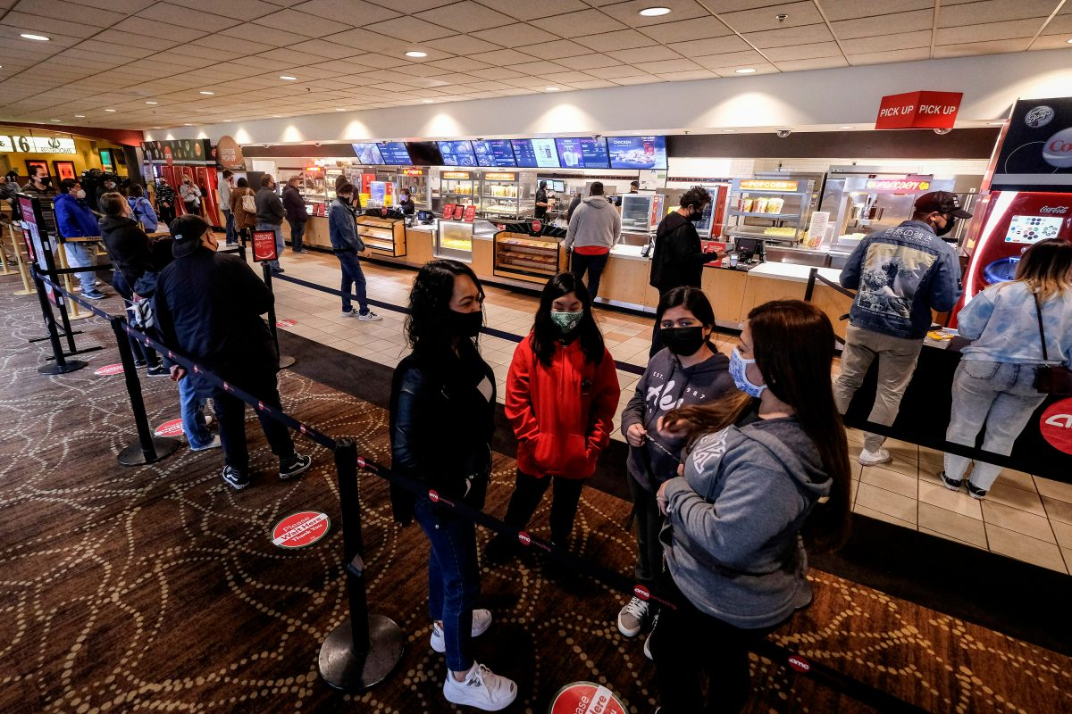 Parks: OTT Video Service Additions Cooling as Movie Theaters Reopen