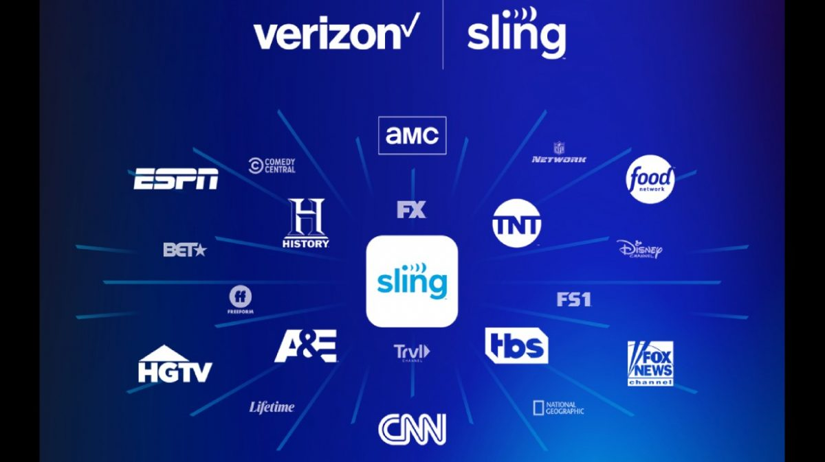 Verizon Offering Limited Free Access to Sling TV