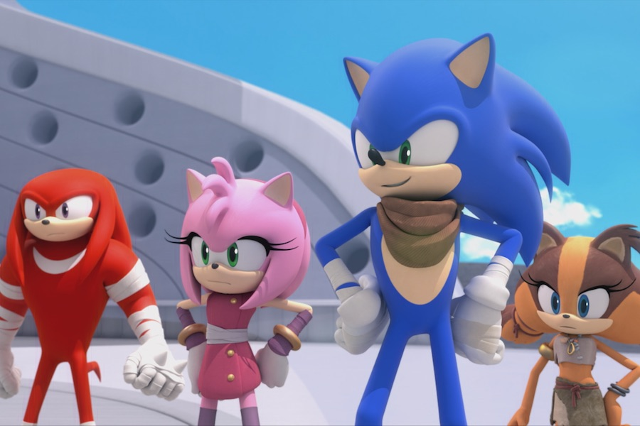 'Sonic Boom' Season One Available on Blu-ray From NCircle and Mill Creek