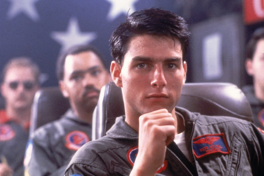 'Top Gun' Flying Back to Theaters for 35th