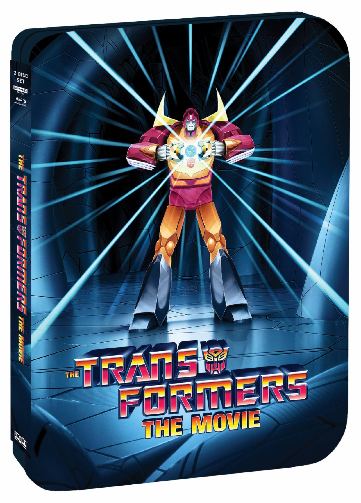 The Transformers: The Movie — 35th Anniversary Edition