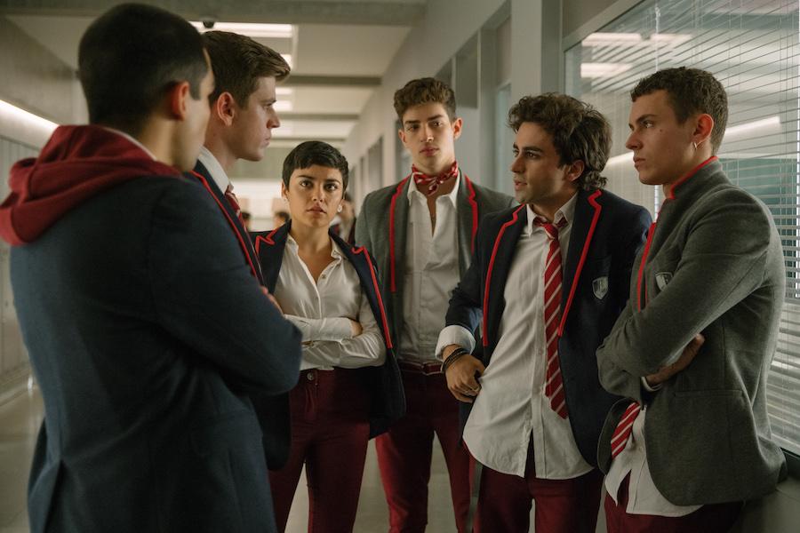 Netflix's 'Elite' Again Top Binge on TV Time Chart