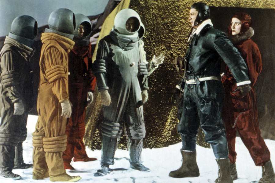 1950s Sci-Fi Classic 'Flight to Mars' Available on Blu-ray From MVD and Film Detective