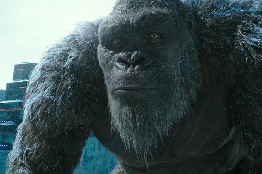 Packaged Media Keeps Warner's 'Godzilla vs. Kong' Atop U.K. Home Entertainment Chart