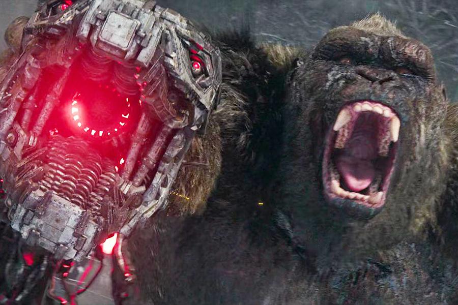 'Godzilla vs. Kong' Tops Disc Sales Charts for Second Week; 'Nobody' Debuts at No. 2