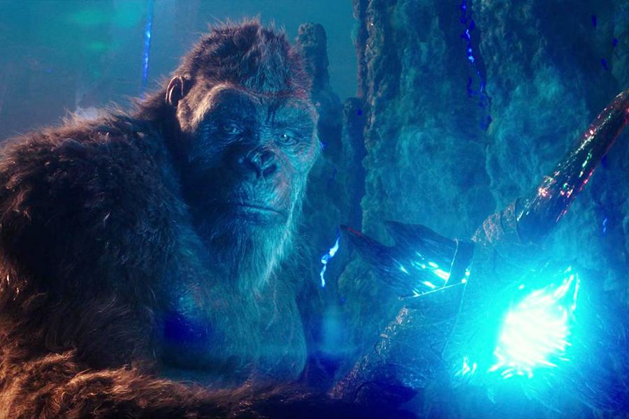 Warner's 'Godzilla vs. Kong' Scores Third Week Atop U.K. Home Entertainment Sales Chart
