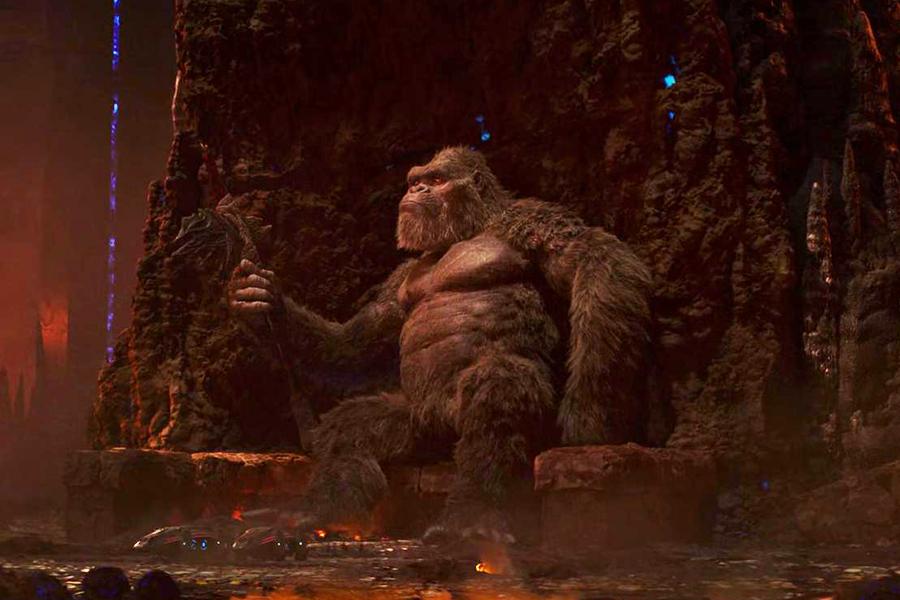 'Godzilla vs. Kong' Tops Disc Sales Charts for Fourth Week