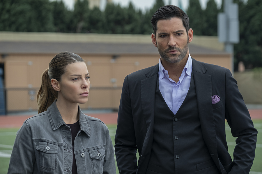 Nielsen: Netflix's Devil ('Lucifer') Returned Atop Weekly Streaming Chart Through May 30