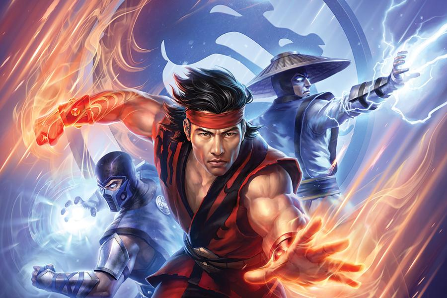 Merchandising: New 'Mortal Kombat Legends' Steelbook at Best Buy