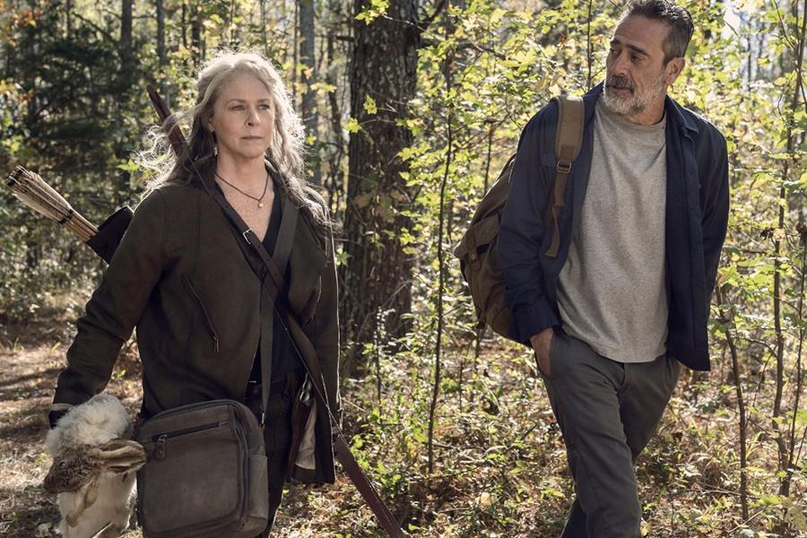 'The Walking Dead' Season 10 Due on Disc July 20